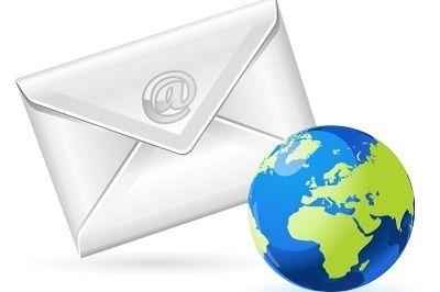 Message d'invitation à répondre à un questionnaire