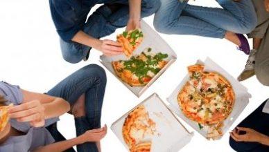 Exemple de questionnaire sur les pizzas pour illustrer les filtres et branchements conditionnels