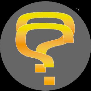 Logo rond Questio