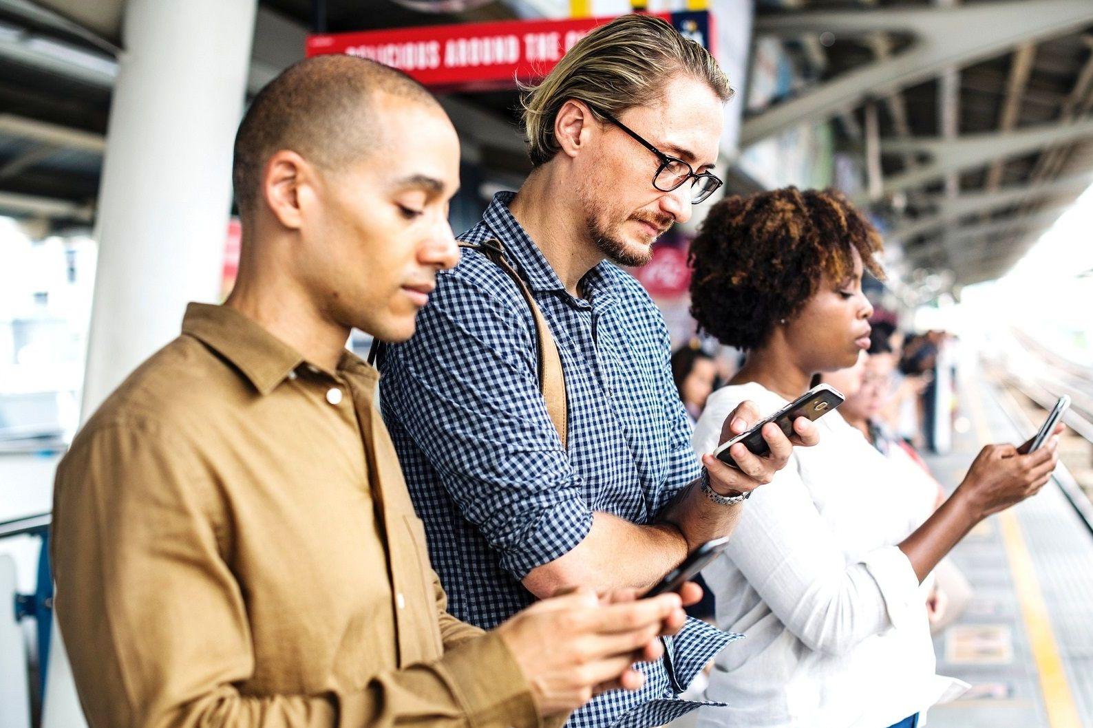 Image article : Enquêtes en ligne : on ne peut plus ignorer les smartphones