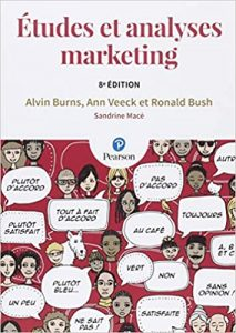 "Couverture du livre ""Etudes et analyses marketing"""